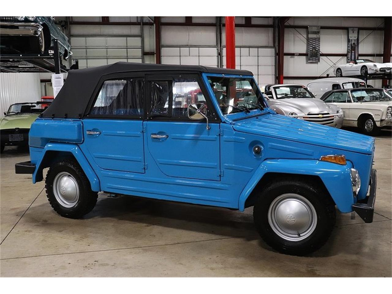 1973 Volkswagen Thing for sale in Kentwood, MI – photo 77