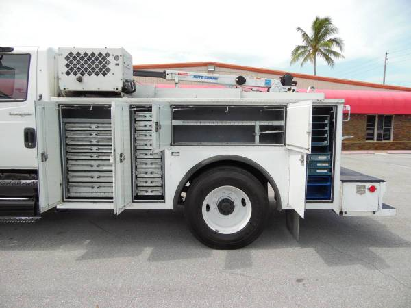 International Tool Utility body *CRANE Truck* MECHANIC SERVICE TRUCK for sale in West Palm Beach, FL – photo 10