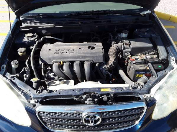 2006 Toyota Corolla LE, 159K miles - cars & trucks - by owner -... for sale in Glendale, AZ – photo 9