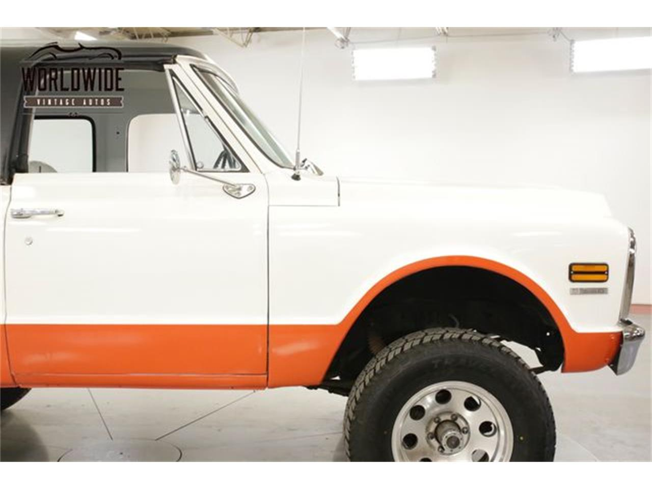 1969 Chevrolet Blazer for sale in Denver , CO – photo 9