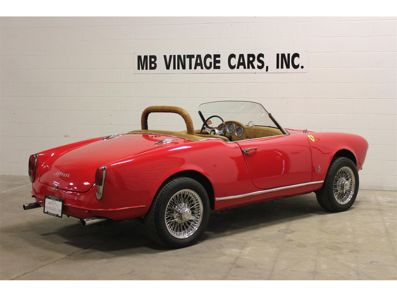 1966 Alfa Romeo Giulietta Spider for sale in Cleveland, OH – photo 3
