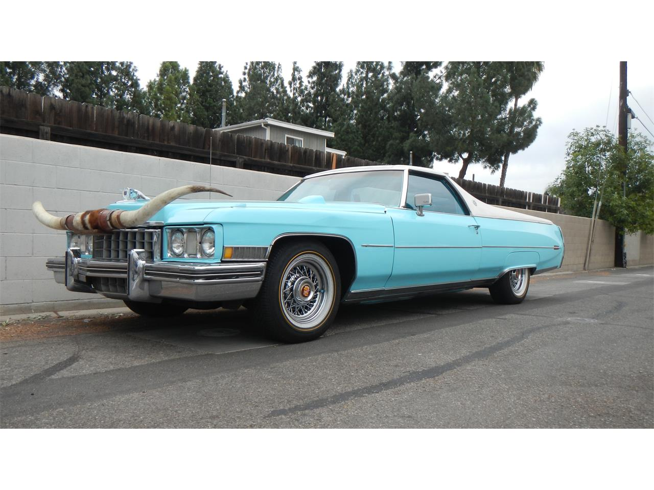 1973 Cadillac Eldorado for sale in Woodland Hills, CA