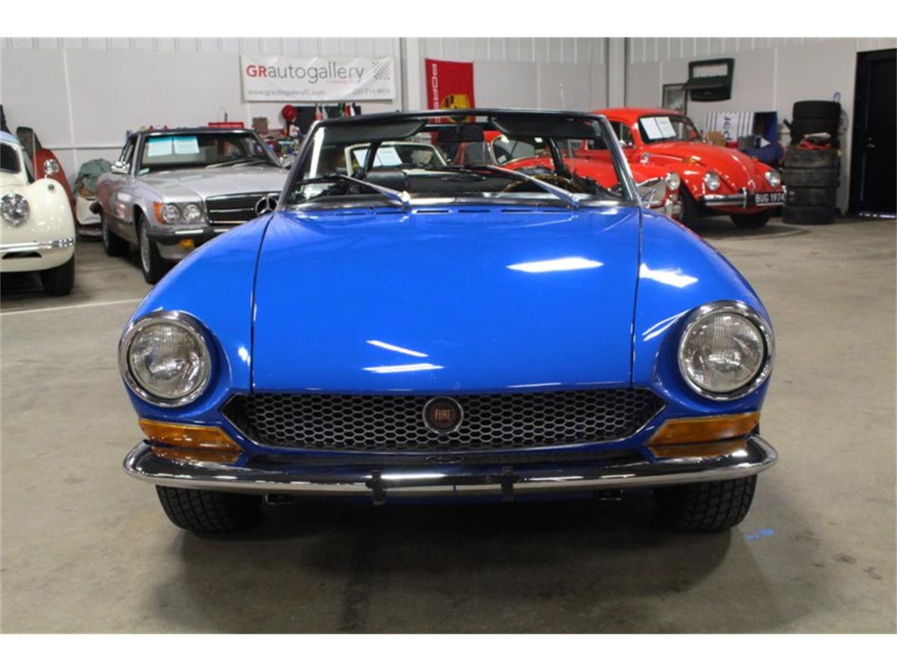 1972 Fiat Spider for sale in Kentwood, MI – photo 8