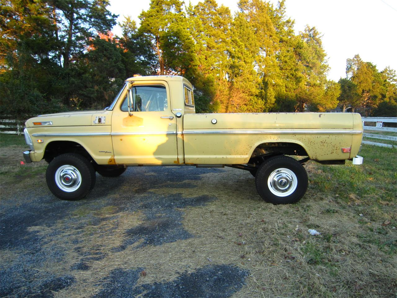1968 Ford F250 For Sale In Herndon Va Classiccarsbay Com