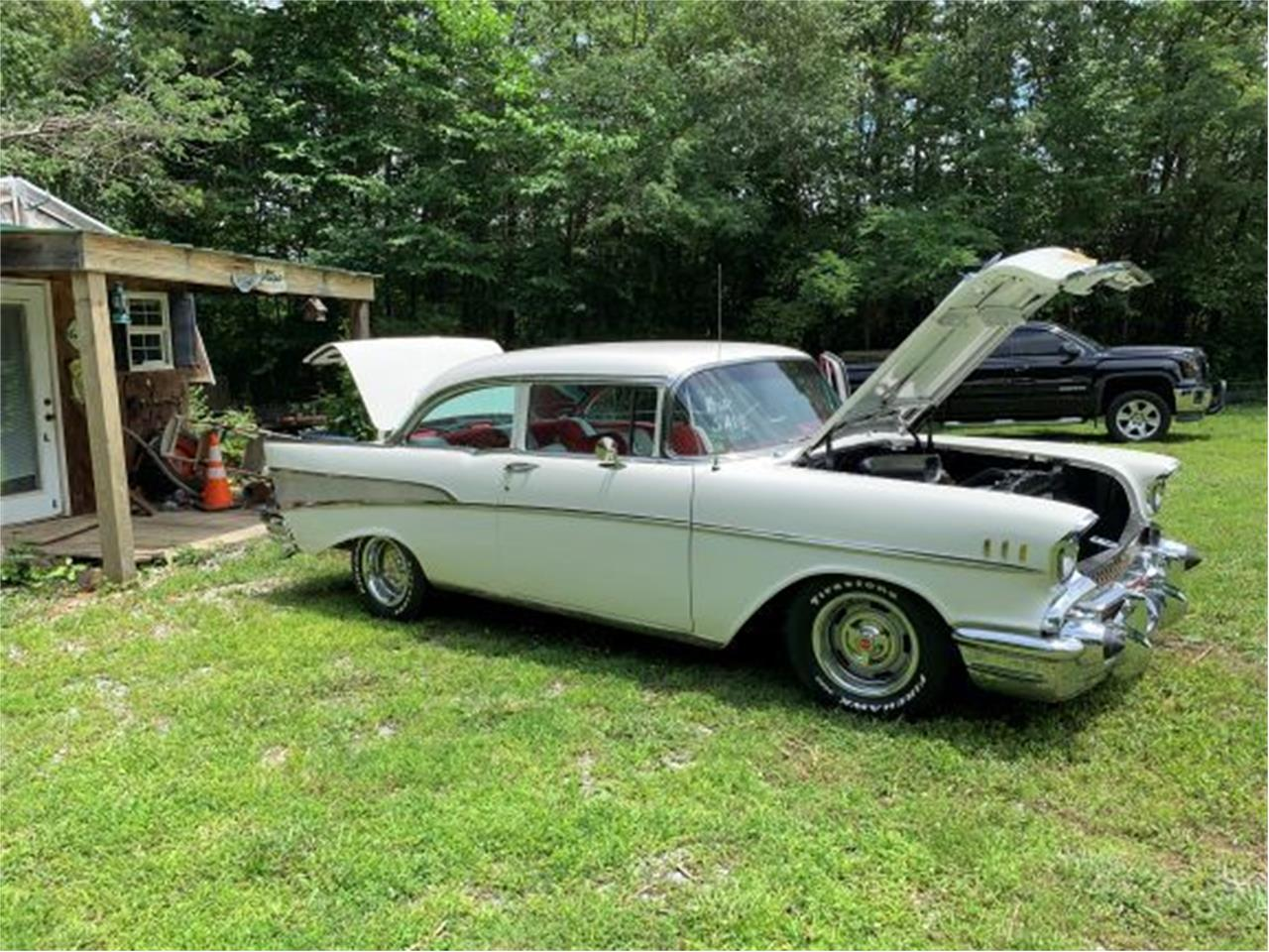 1957 Chevrolet Sedan for sale in Cadillac, MI – photo 9