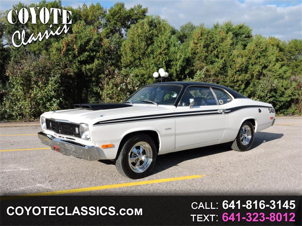 1973 Plymouth Duster for sale in Greene, IA