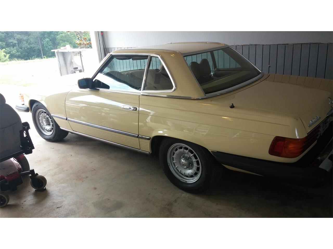 1978 Mercedes-Benz 450SL for sale in Haleyville, AL – photo 10