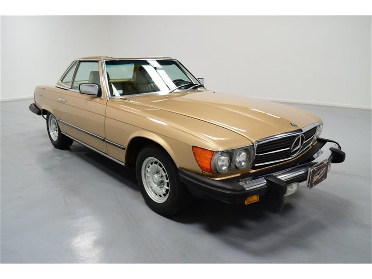 1983 Mercedes-Benz 380 for sale in Mooresville, NC – photo 3