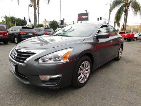 2015 Nissan Altima 2.5 SV - cars & trucks - by dealer - vehicle... for sale in south gate, CA – photo 3