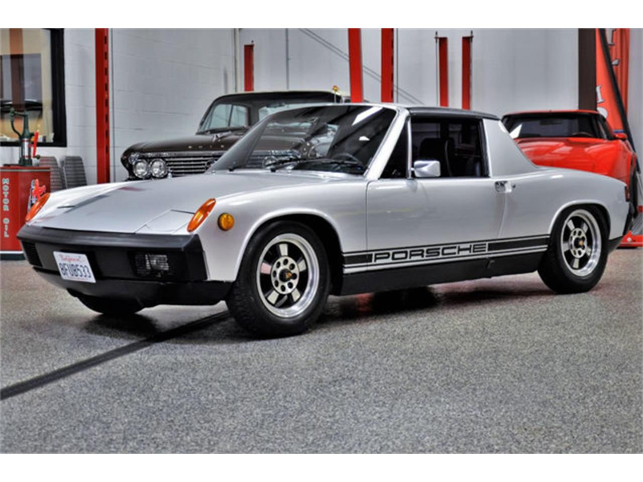 1972 Porsche 914 for sale in Plainfield, IL – photo 13