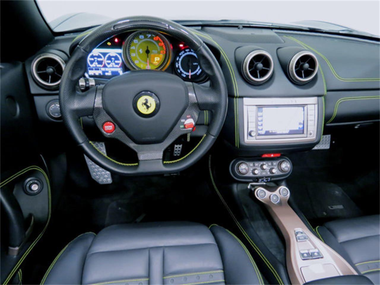 2013 Ferrari California for sale in Burlingame, CA – photo 33