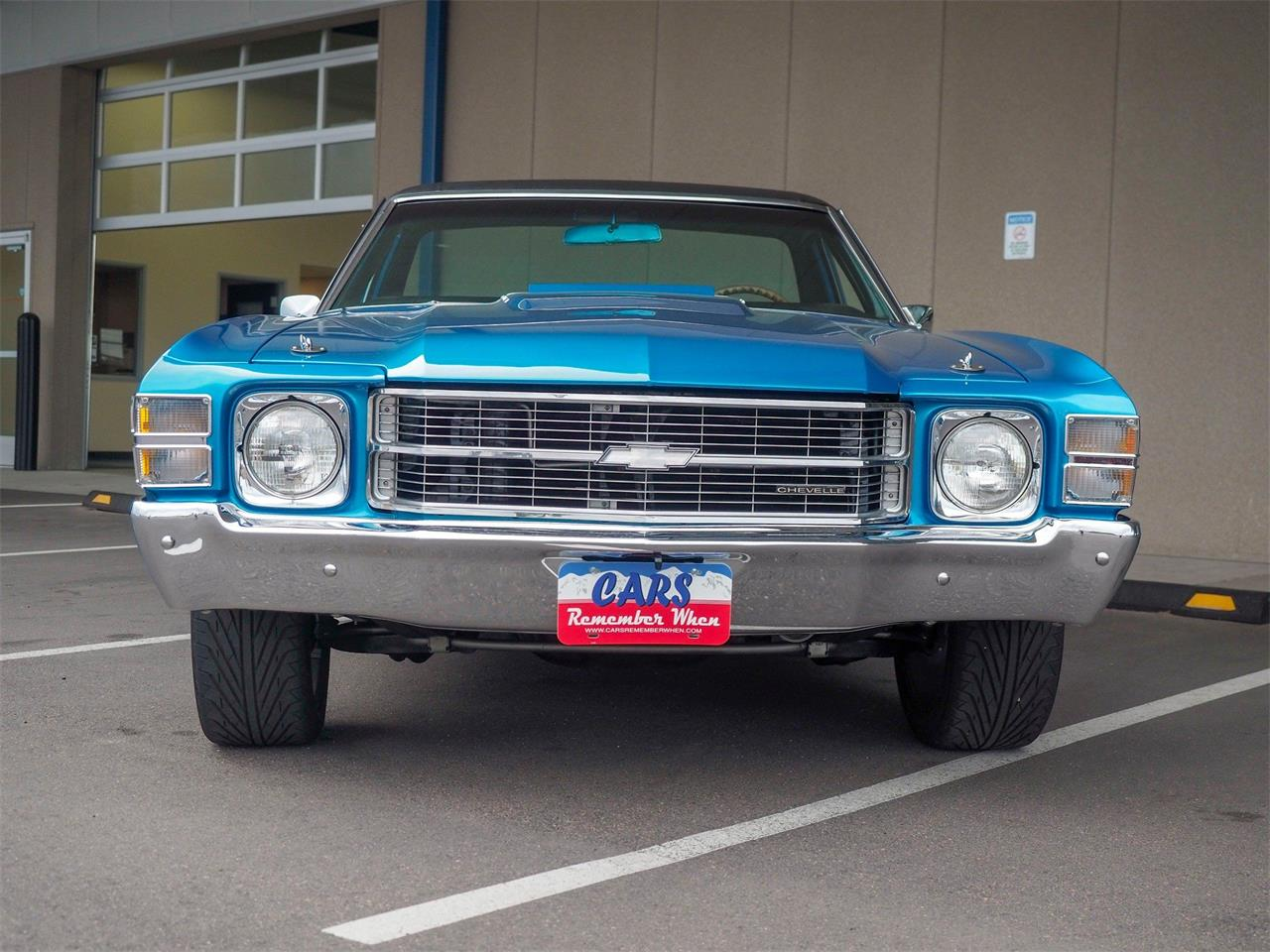 1971 Chevrolet El Camino for sale in Englewood, CO – photo 17