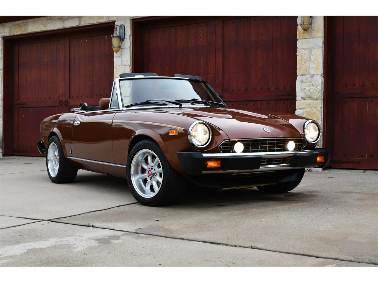1982 Fiat Spider for sale in Spicewood, TX