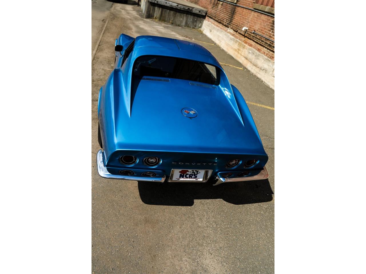 1969 Chevrolet Corvette for sale in Wallingford, CT – photo 32