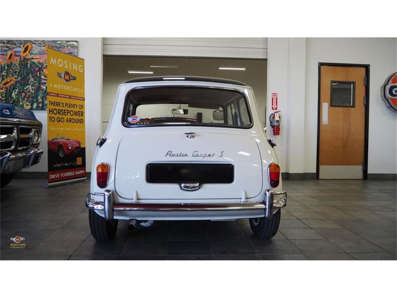 1967 Austin Mini Cooper S for sale in Austin, TX – photo 17