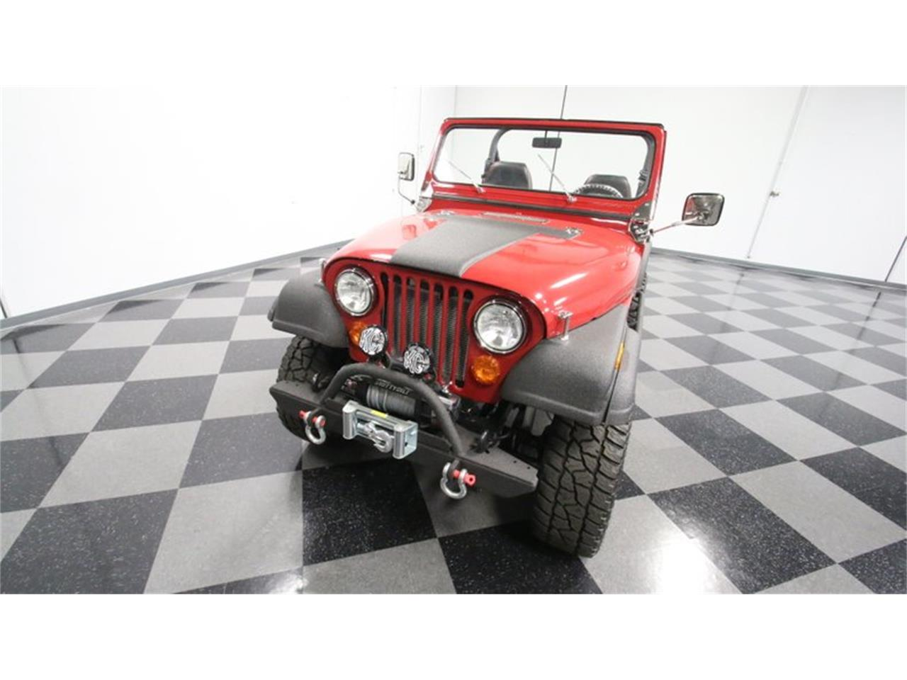 1982 Jeep CJ7 for sale in Lithia Springs, GA – photo 73