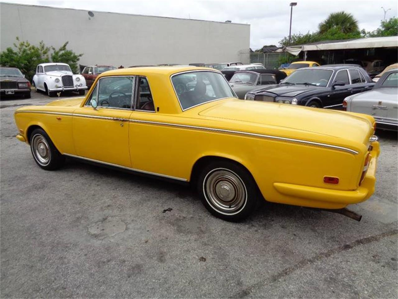 1973 Rolls-Royce Silver Shadow for sale in Fort Lauderdale, FL