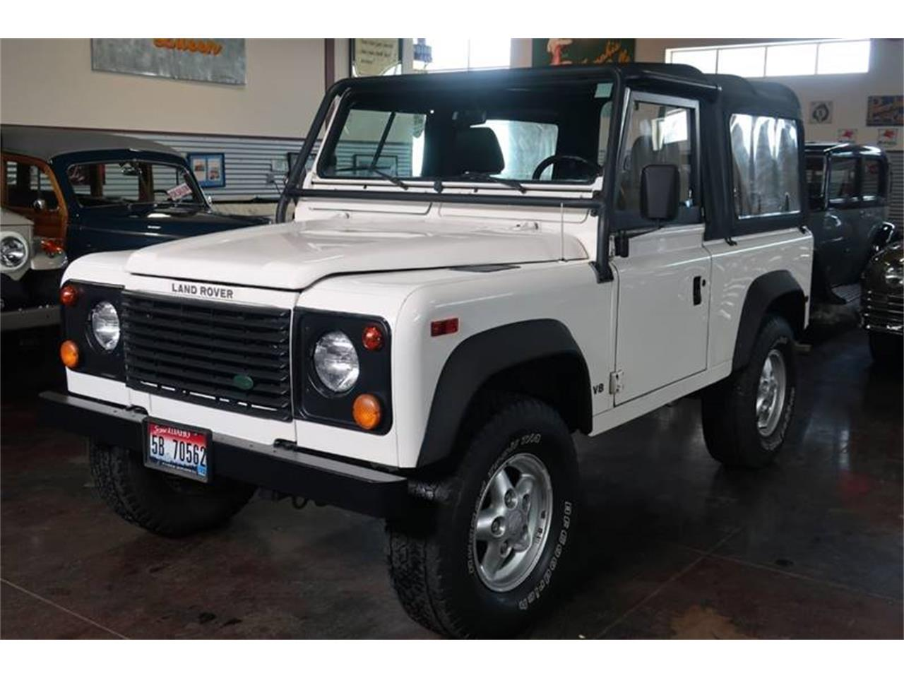 1995 Land Rover Defender for sale in Hailey, ID – photo 8
