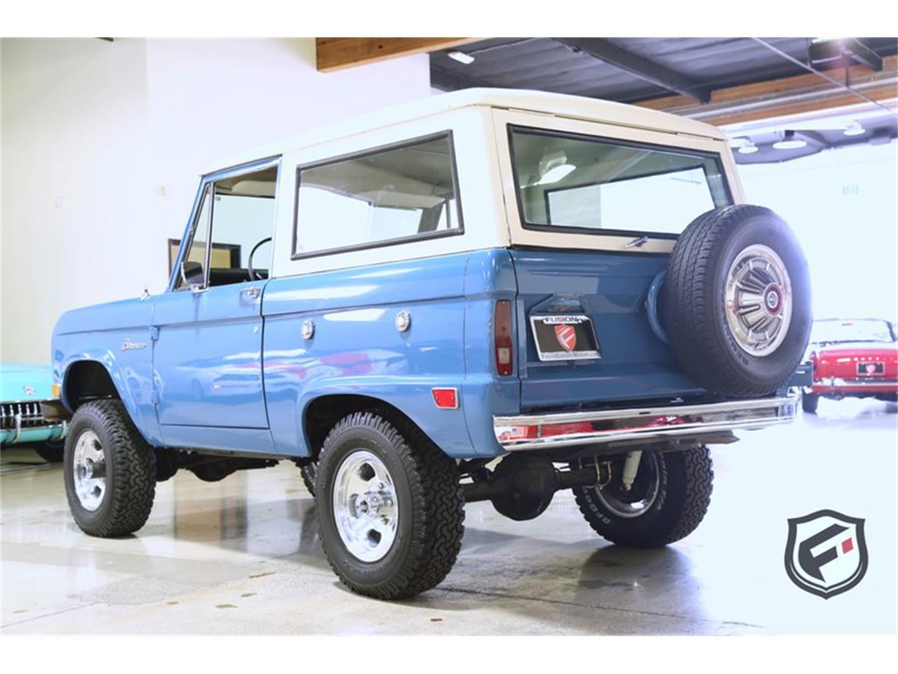 1968 Ford Bronco for sale in Chatsworth, CA – photo 4