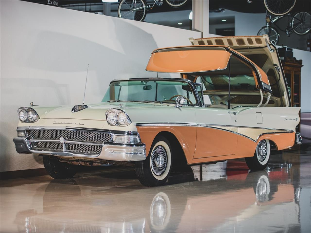 1958 Ford Fairlane 500 for sale in Fort Lauderdale, FL