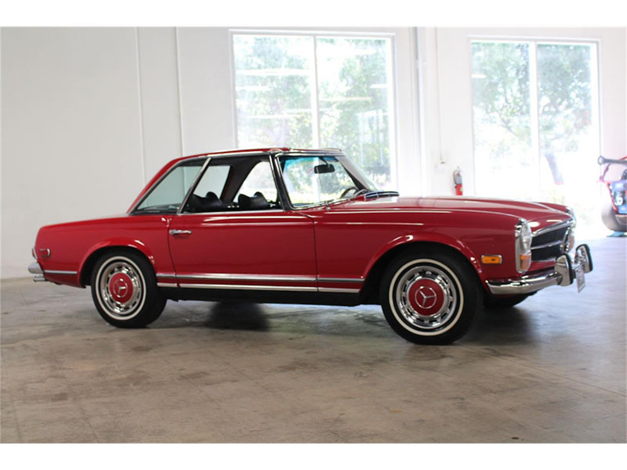1970 Mercedes-Benz 280SL for sale in Fairfield, CA – photo 7