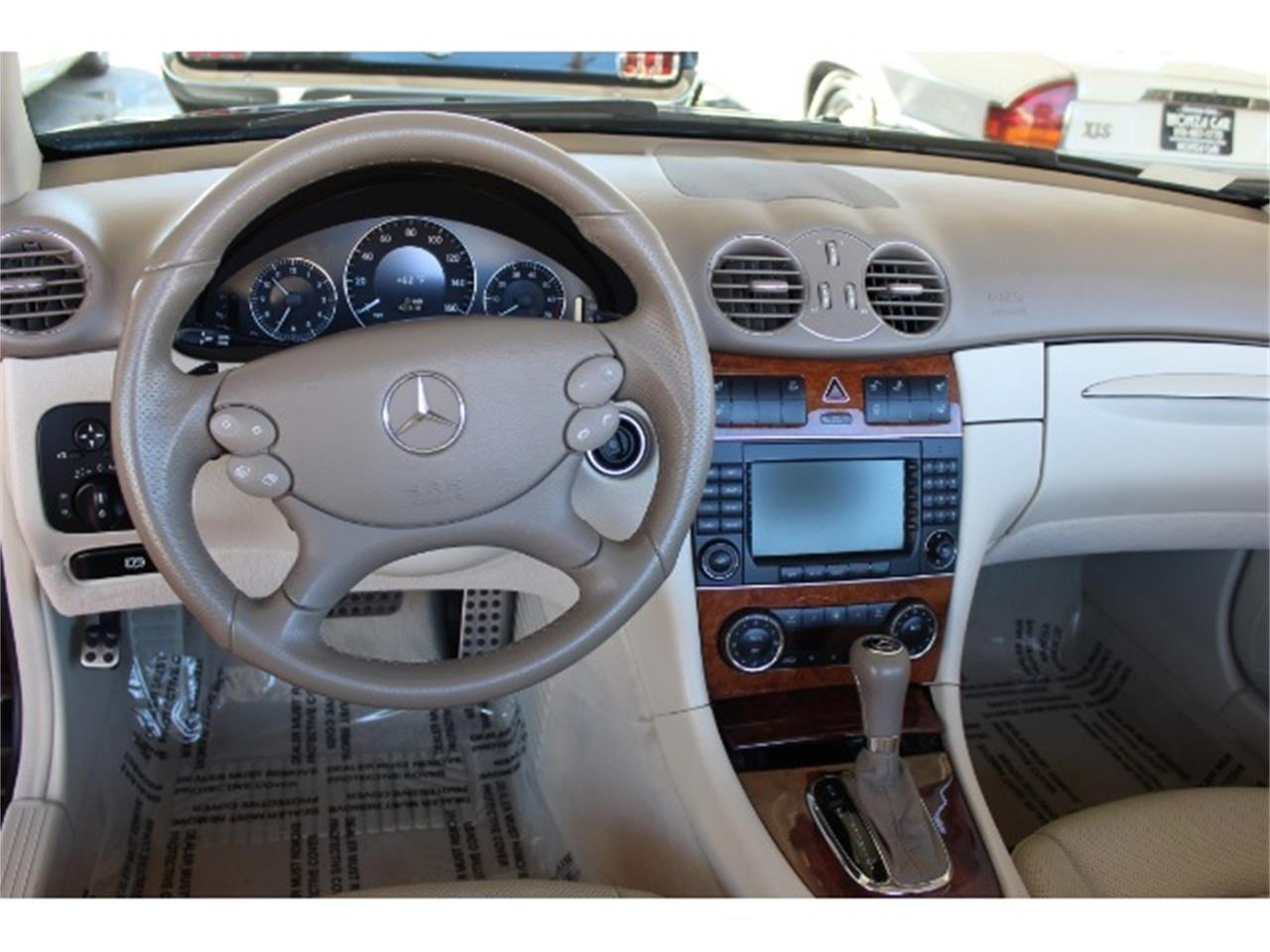 2007 Mercedes-Benz CLK-Class for sale in Sherman Oaks, CA – photo 19