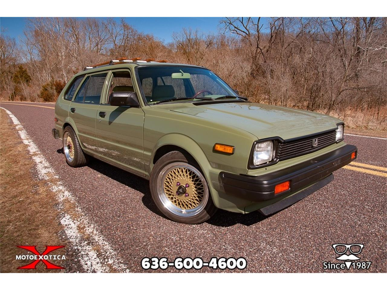 1983 Honda Civic Wagon for sale in St. Louis, MO – photo 6