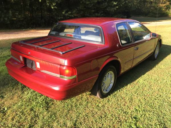1994 mercury cougar xr7 for sale in lexington ohio oh classiccarsbay com 1994 mercury cougar xr7 for sale in