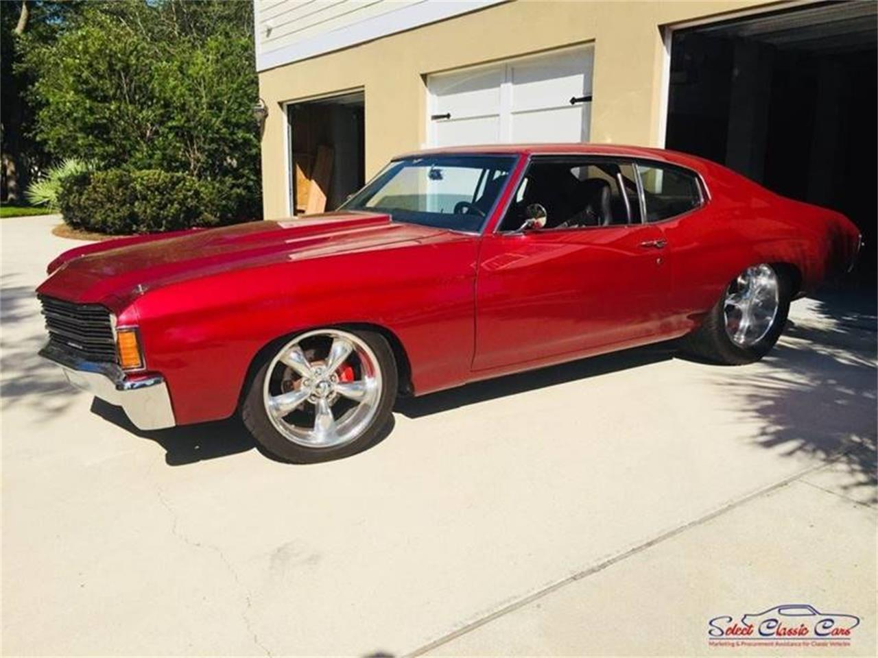1972 Chevrolet Chevelle for sale in Hiram, GA