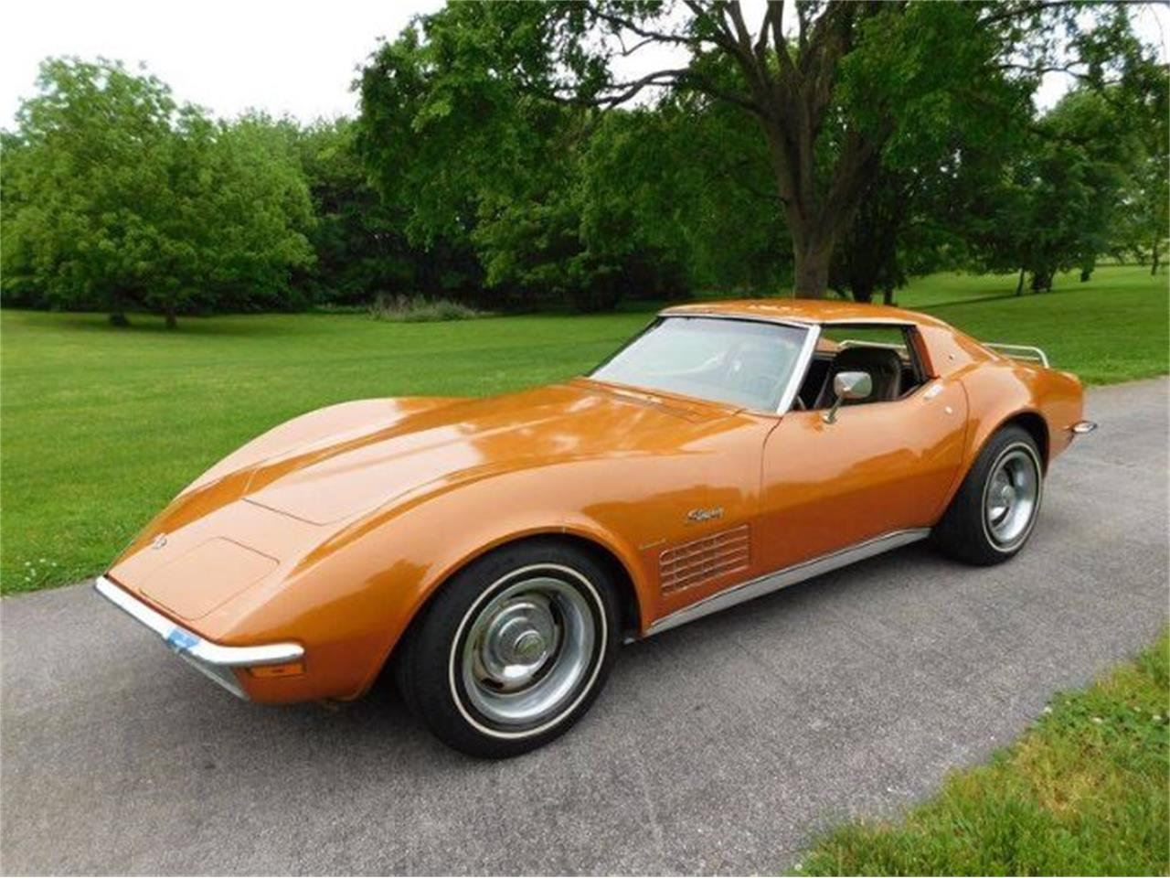 1971 Chevrolet Corvette for sale in Cadillac, MI – photo 7