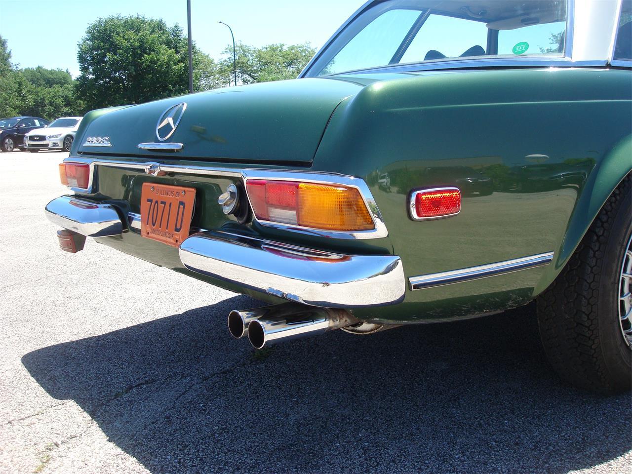 1969 Mercedes-Benz 280SL for sale in Naperville, IL ...