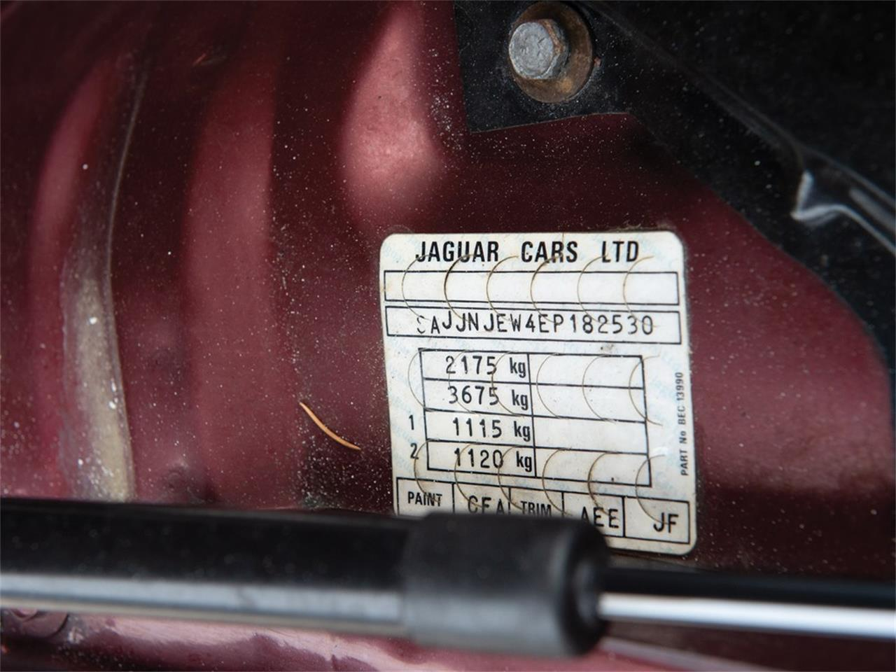 1991 Jaguar XJS for sale in Essen, Other – photo 6