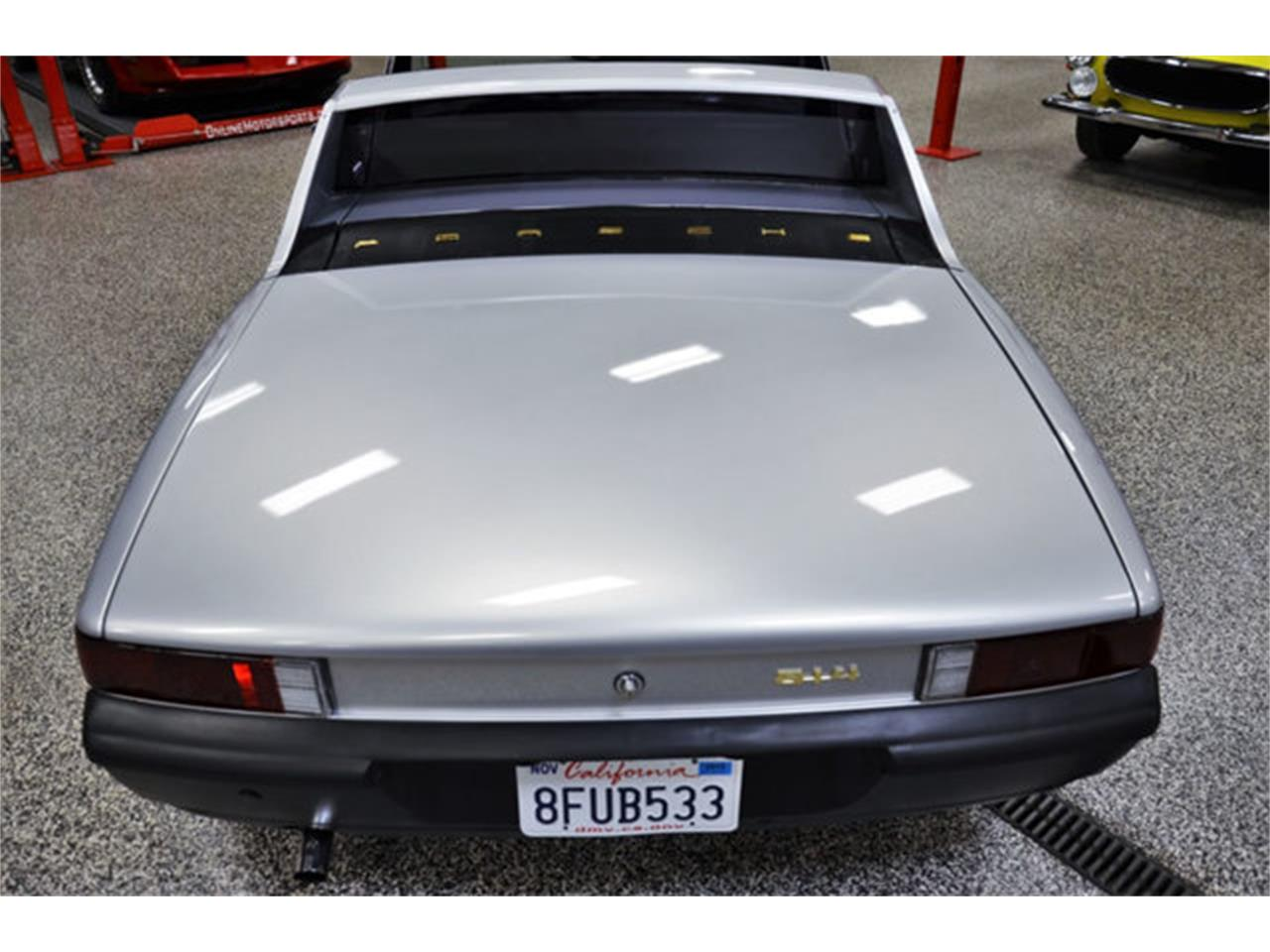 1972 Porsche 914 for sale in Plainfield, IL – photo 15