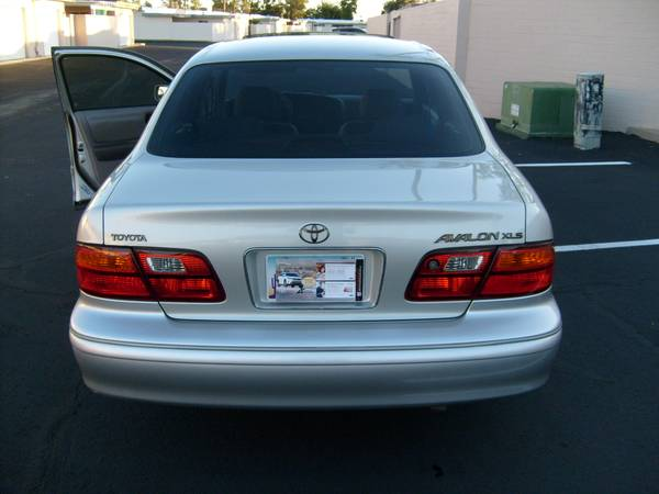 1999 toyota avalon 110k for sale in sun city west az classiccarsbay com classiccarsbay