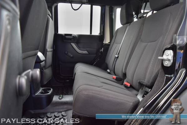 2017 Jeep Wrangler Unlimited Sport / 4X4 / Automatic / Hard Top / Lift for sale in Anchorage, AK – photo 9