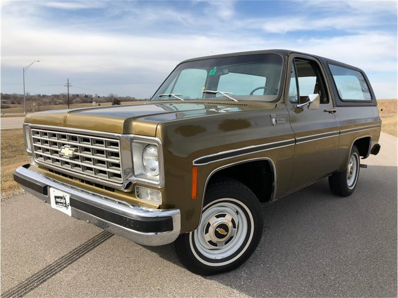 1976 Chevrolet Blazer for sale in Lincoln, NE – photo 8