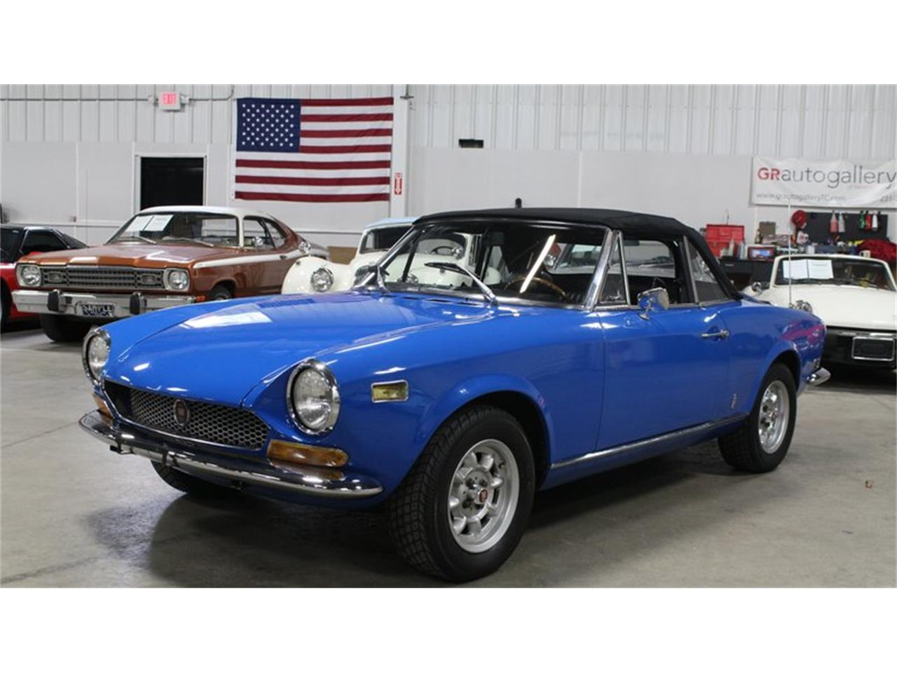 1972 Fiat Spider for sale in Kentwood, MI – photo 68
