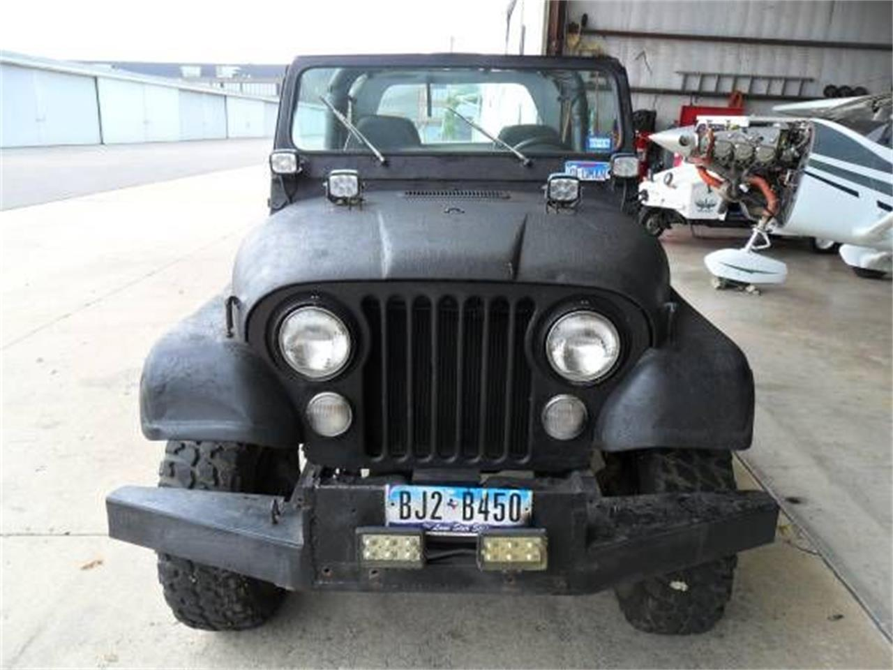 1979 Jeep CJ5 for sale in Cadillac, MI