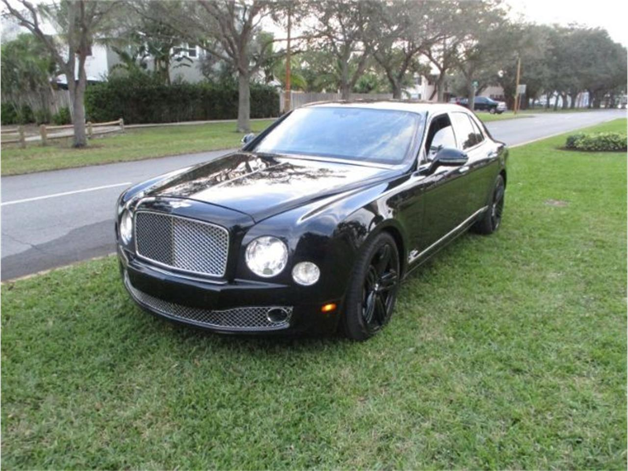 2011 Bentley Mulsanne S for sale in Cadillac, MI – photo 3