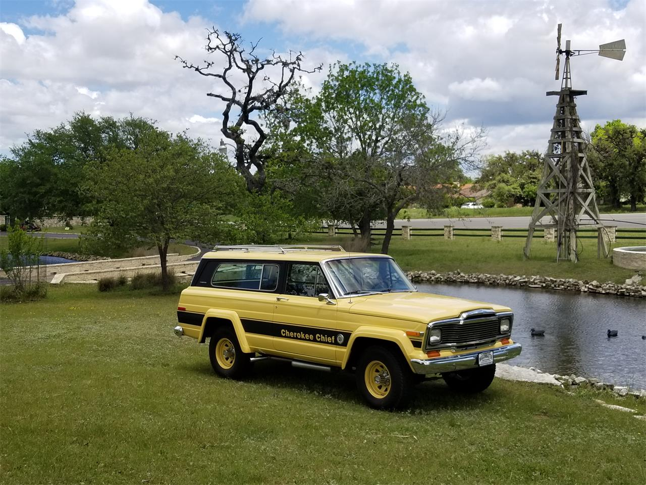 1979 Jeep Cherokee Chief for sale in Kerrville, TX – photo 35