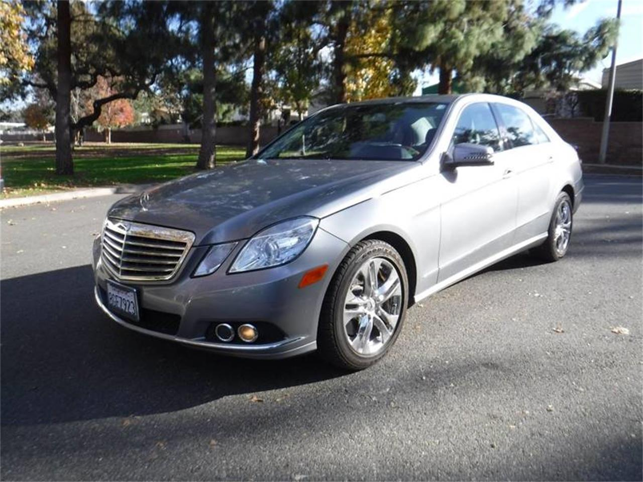2010 Mercedes-Benz E-Class for sale in Thousand Oaks, CA