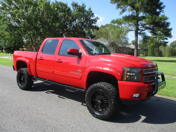 20012 Chevy Silverado 4x4 Black Widow for sale in Baton Rouge , LA – photo 6