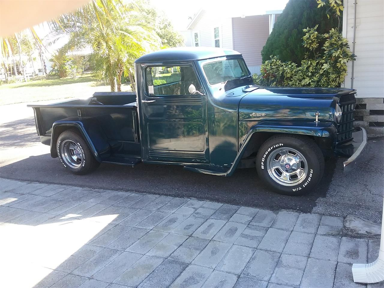 1952 Willys Pickup for sale in St. Petersburg, FL – photo 4