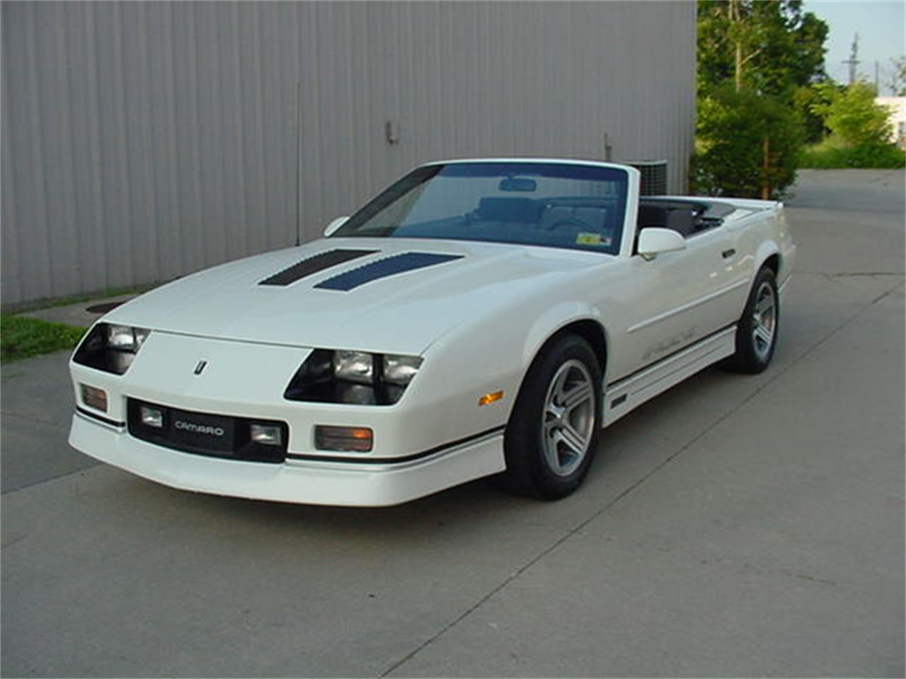 1989 Chevrolet Camaro IROC-Z for sale in Milford, OH