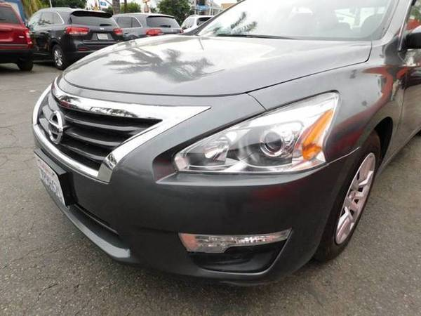 2015 Nissan Altima 2.5 SV - cars & trucks - by dealer - vehicle... for sale in south gate, CA – photo 8