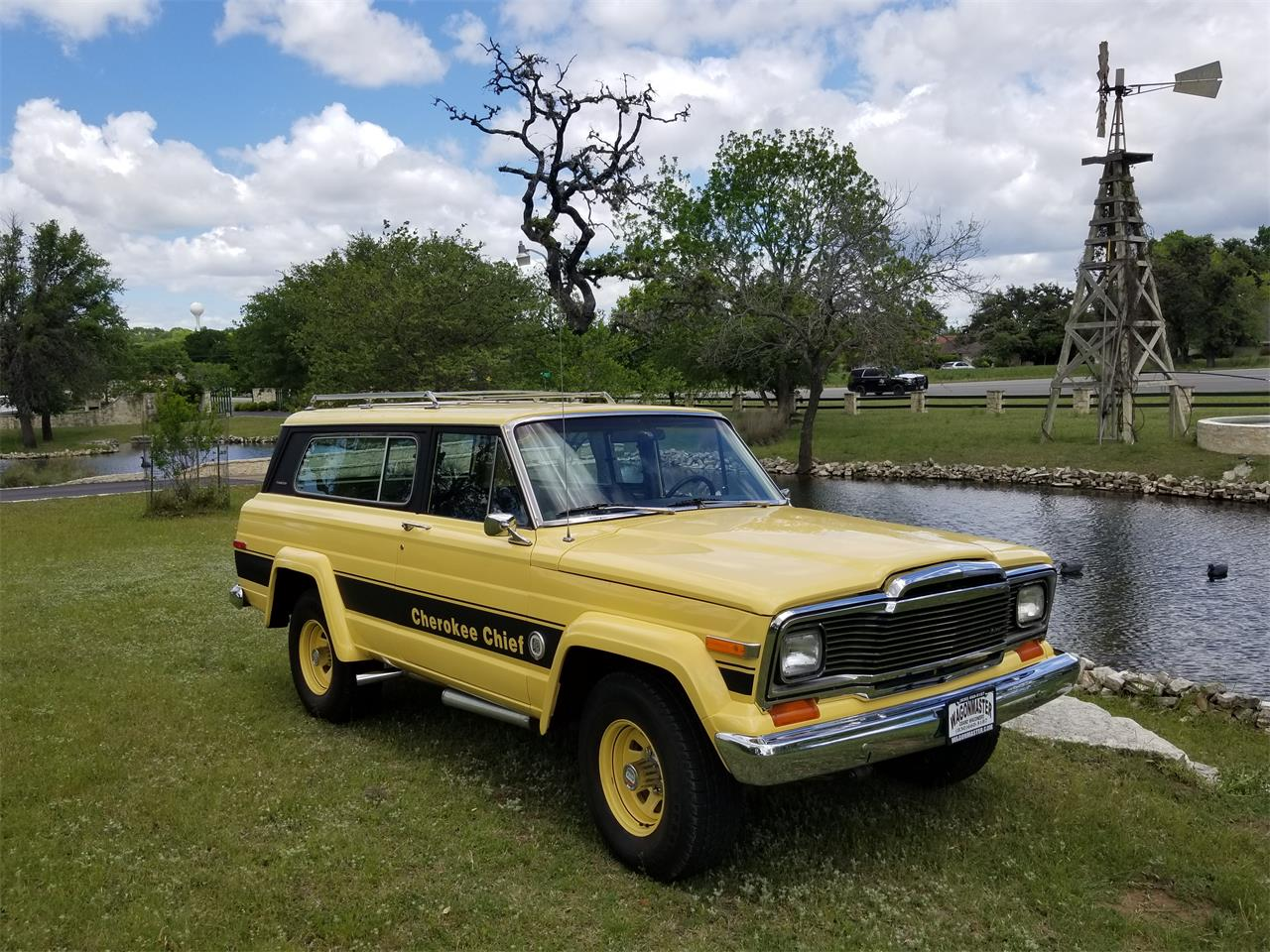1979 Jeep Cherokee Chief for sale in Kerrville, TX – photo 28