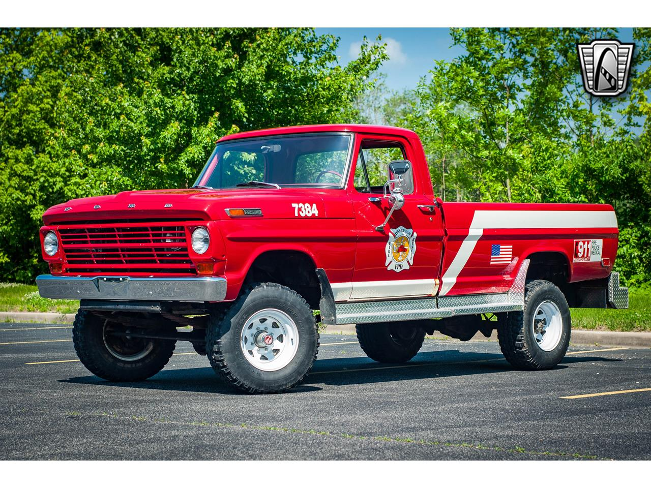 1968 Ford F250 for sale in O'Fallon, IL – photo 43