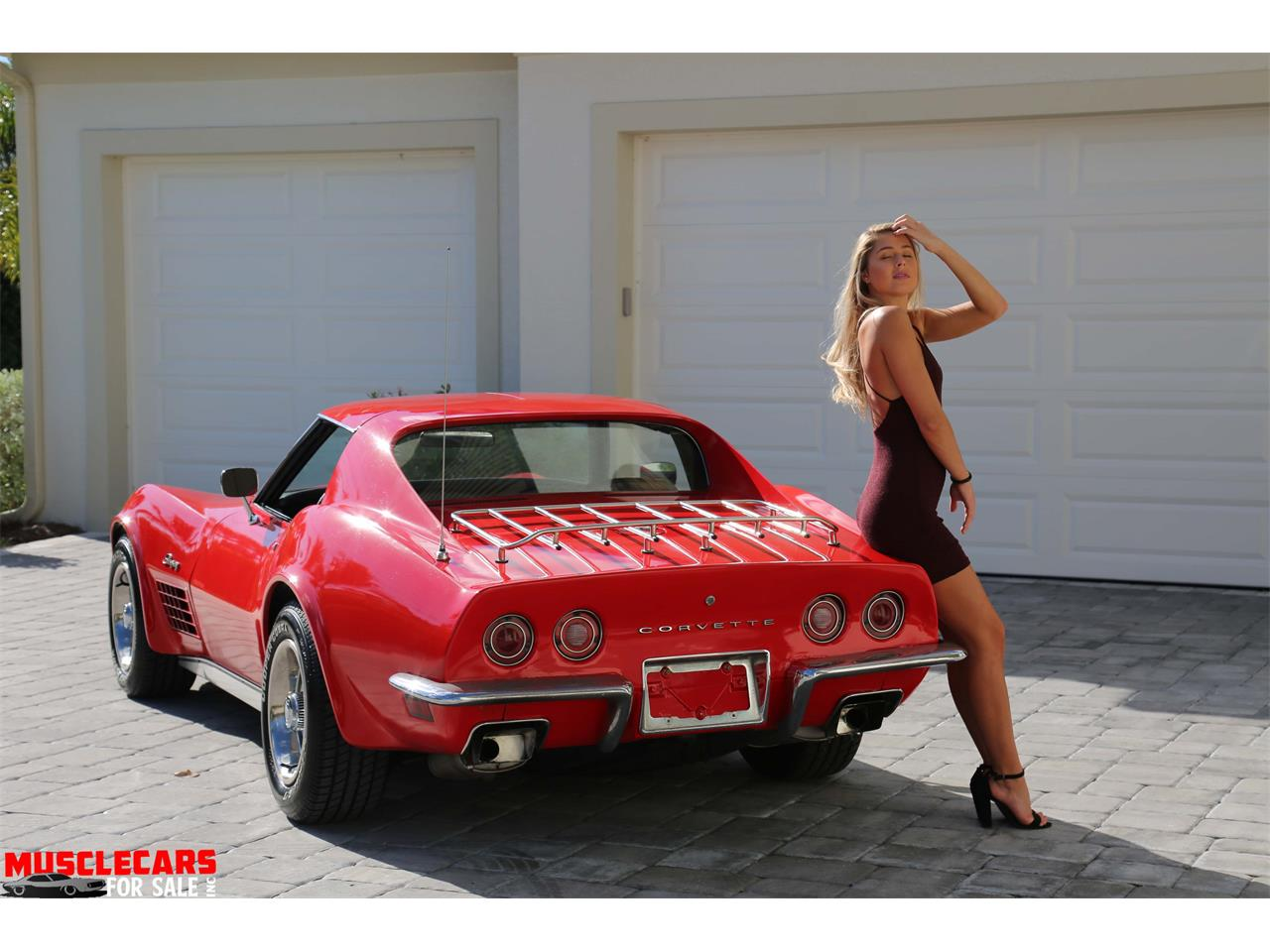 1972 Chevrolet Corvette for sale in Fort Myers, FL – photo 23