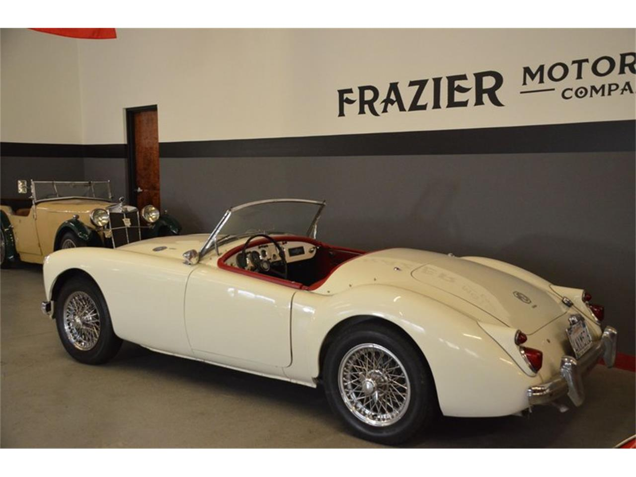 1961 MG MGA for sale in Lebanon, TN – photo 3