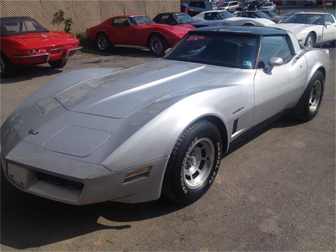 1982 Chevrolet Corvette for sale in Mount Union, PA